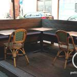 Buiten terras restaurant Mamouche Bouwbedrijf Amsterdam Pattitechniek 2