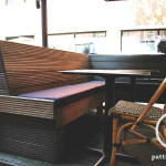 Buiten terras restaurant Mamouche Bouwbedrijf Amsterdam Pattitechniek 3