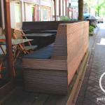 Buiten terras restaurant Mamouche Bouwbedrijf Amsterdam Pattitechniek 4