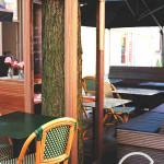 Buiten terras restaurant Mamouche Bouwbedrijf Amsterdam Pattitechniek 5