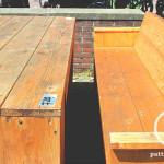 Steigerhout terras meubels Bouwbedrijf Amsterdam Pattitechniek2
